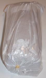 Rugbrød pakket i pose