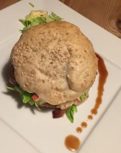 Glutenfri burgerbolle
